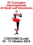 IV CONVEGNO INTERNAZIONE DI STUDI SULL'UMORISMO