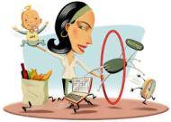 Conciliazione dei tempi di vita-lavoro-famiglia