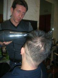 Dal parrucchiere